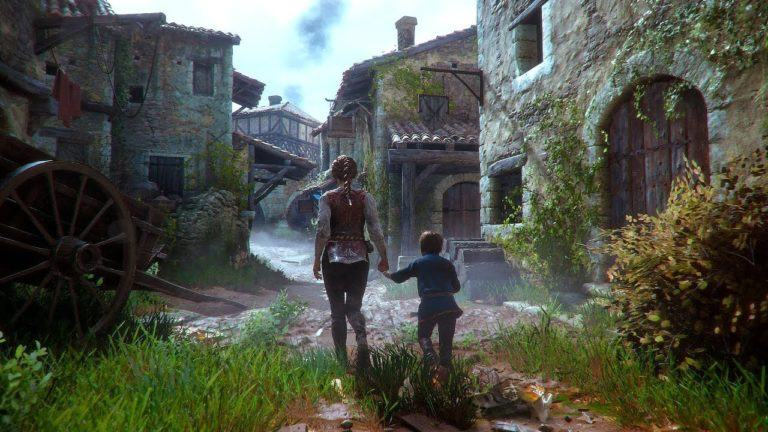 A Plague Tale: Innocence video gameplay