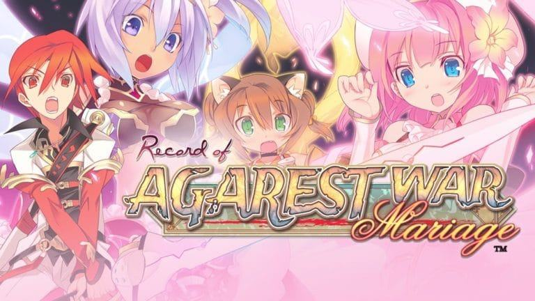 Record of Agarest War Mariage Recensione