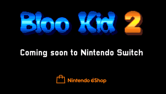 Bloo Kid 2 Switch