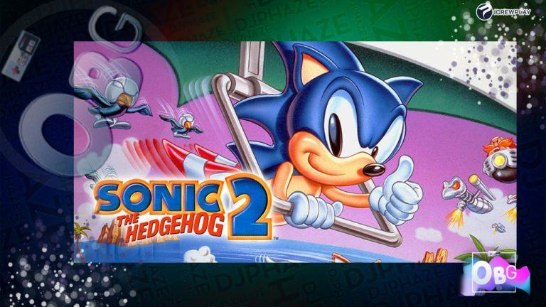 Copertina Old But Gold Sonic the Hedgehog 2
