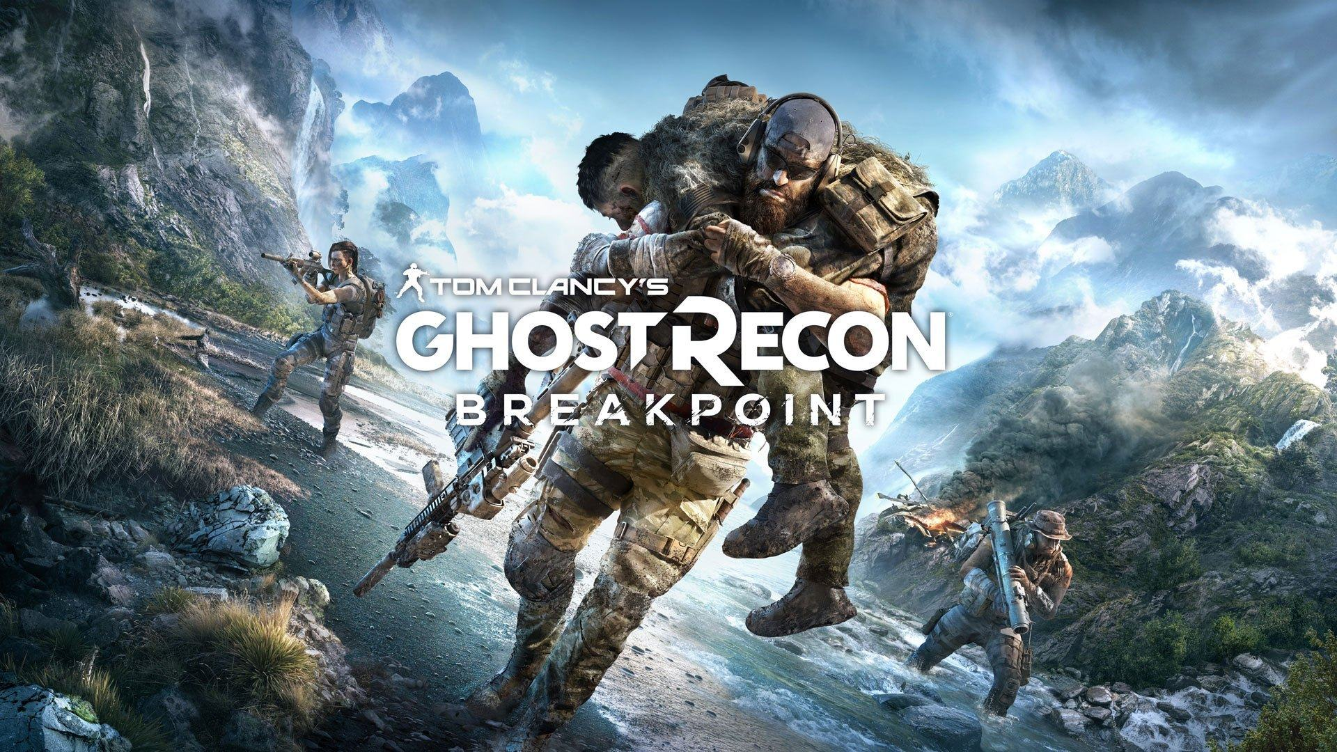 Ghost Recon Breakpoint opinioni