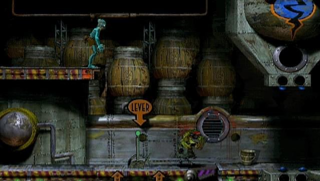 Old But Gold 43: Oddworld: Abe's Oddysee 2