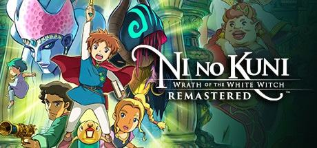 Ni no Kuni Wrath of the White Witch Remastered per PlayStation 4 e PC