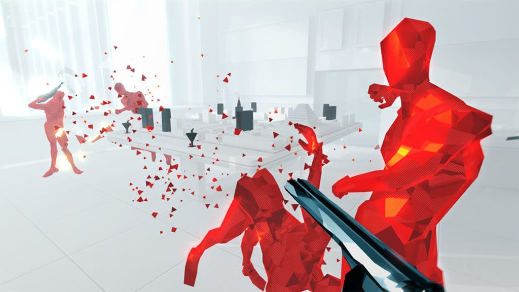 superhot nintendo switch recensione gioco endless mode