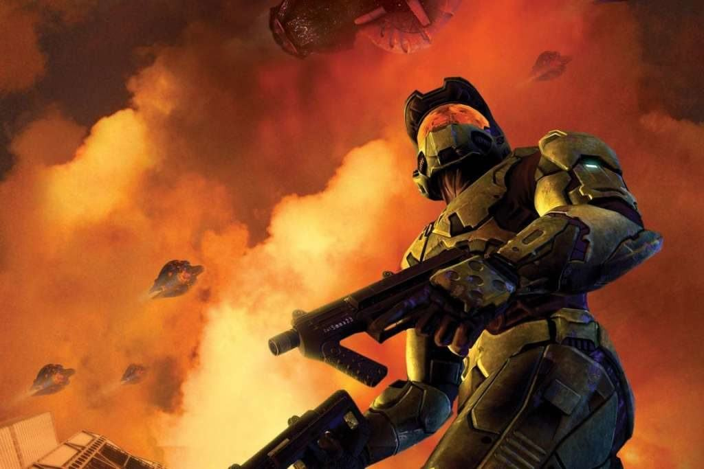 Halo 2 old but gold