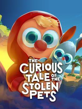 Presentato The Curious Tale of the Stolen Pets