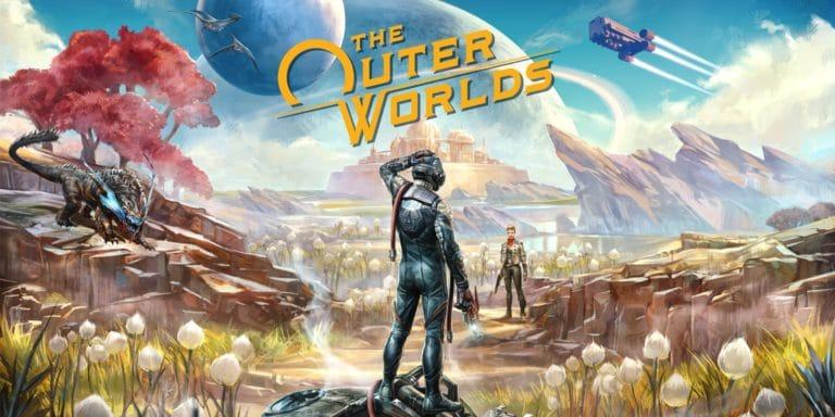 The Outer Worlds in sconto su Amazon
