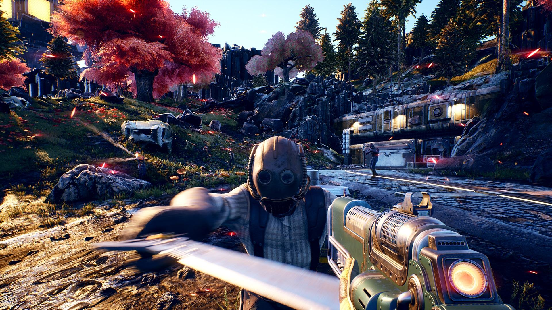 The Outer Worlds contenuti post-lancio