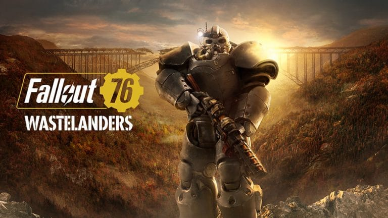 Fallout 76 Wastelanders cover