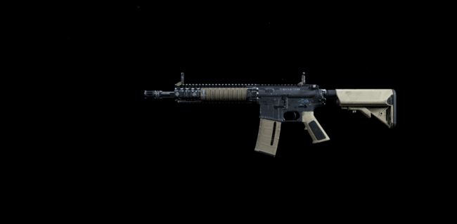 m4a1 Warzone