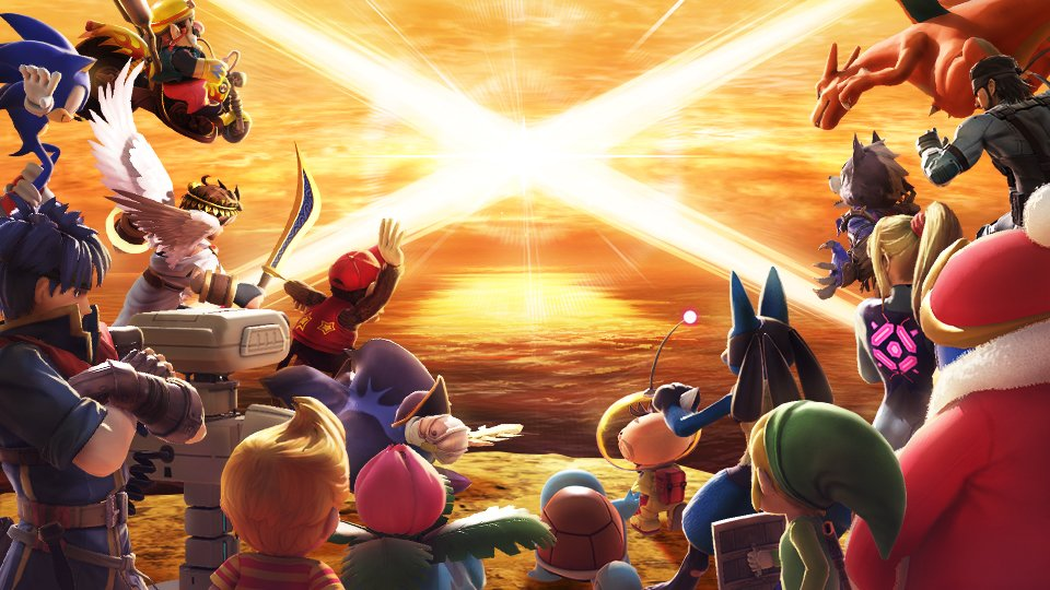 Super Smash Bros. Ultimate, annunciato il primo torneo a tema Brawl