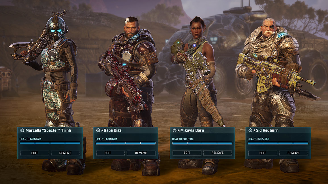 Gears Tactics, Gears Tactics Uscita, Gears Tactics Gameplay, Gears of War, The Coalition
