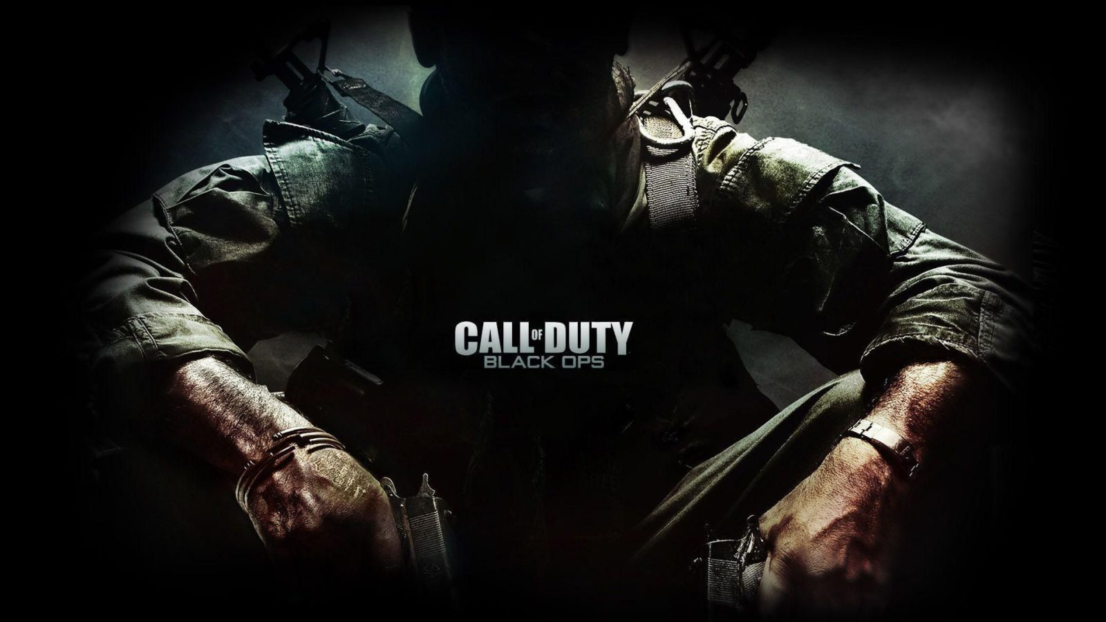 Call of duty Black Ops Front