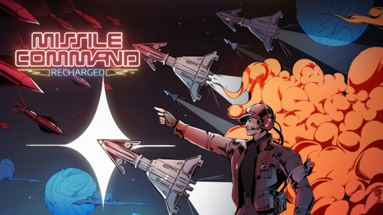 missile Command recharged recensione