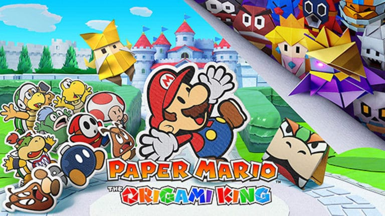 Paper Mario: The Origami King in offerta!