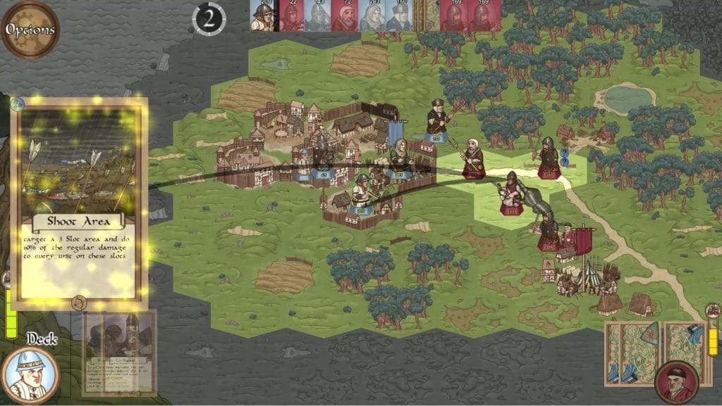 gameplay rising lords