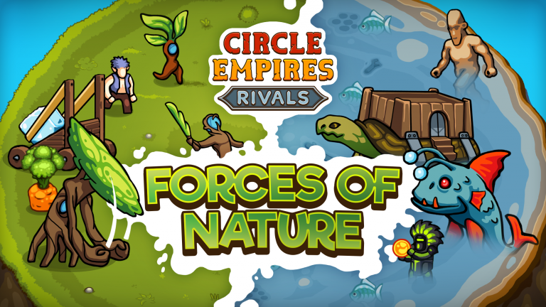 Circle Empires Rivals Forces of Nature logo