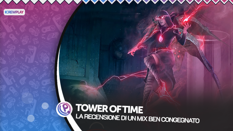 Tower of Time, Recensione Tower of Time, Review Tower of Time PlayStation 4, GDR PS4, RTS PlayStation 4
