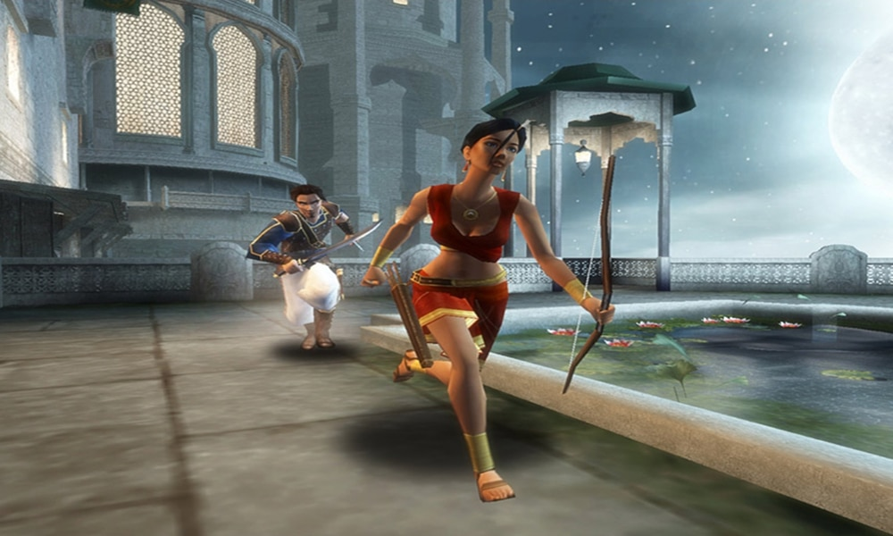 prince of persia sabbie del tempo screen 2