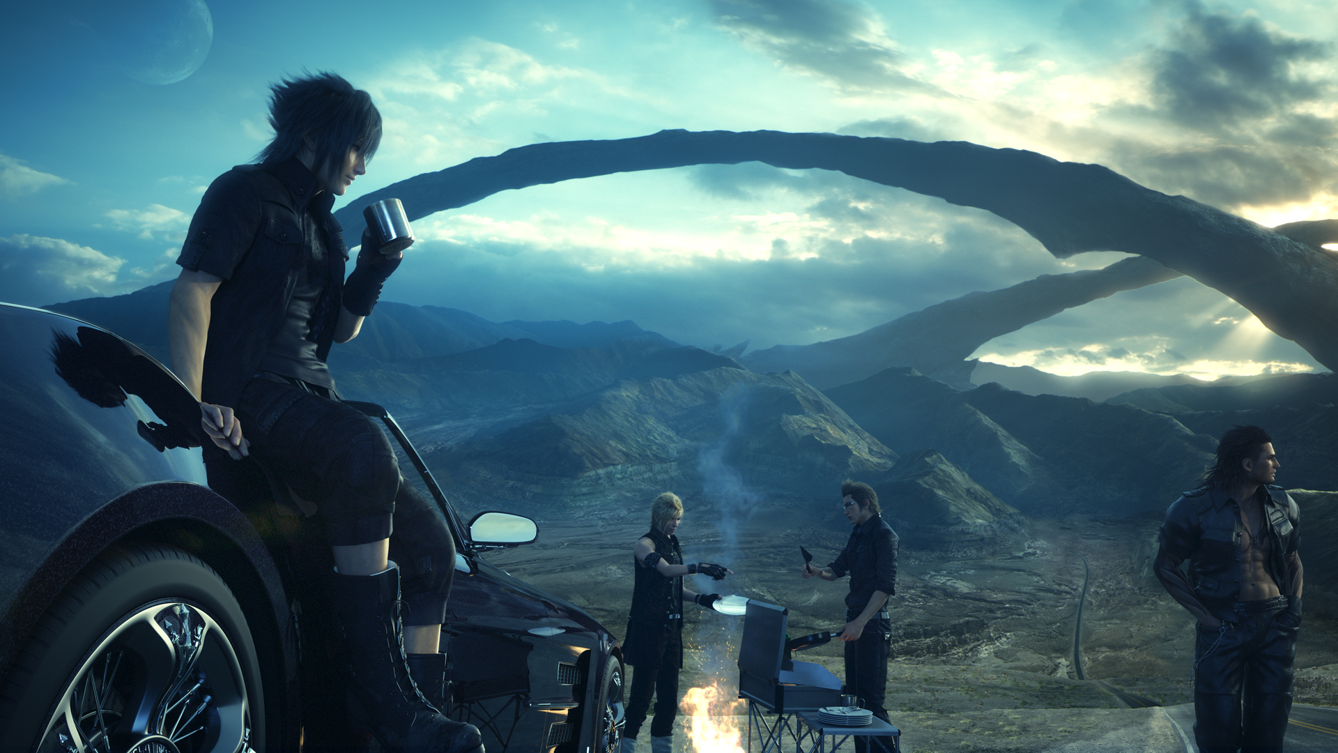 Deals With Gold Final Fantasy XV Windows Edition