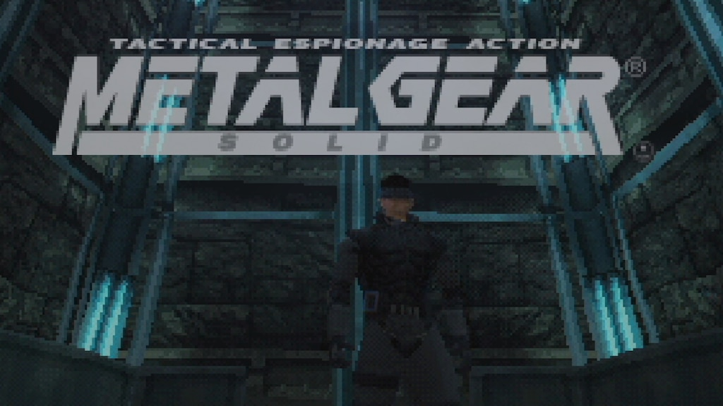Old but Gold #98: Metal Gear 1