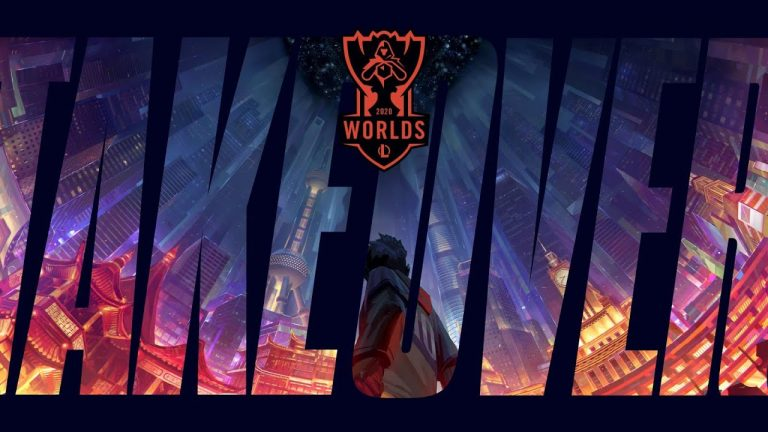 League of Legends World Championship 2020 logo