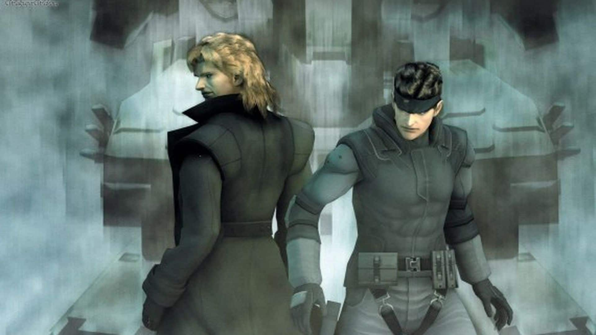 metal gear solid snake liquid