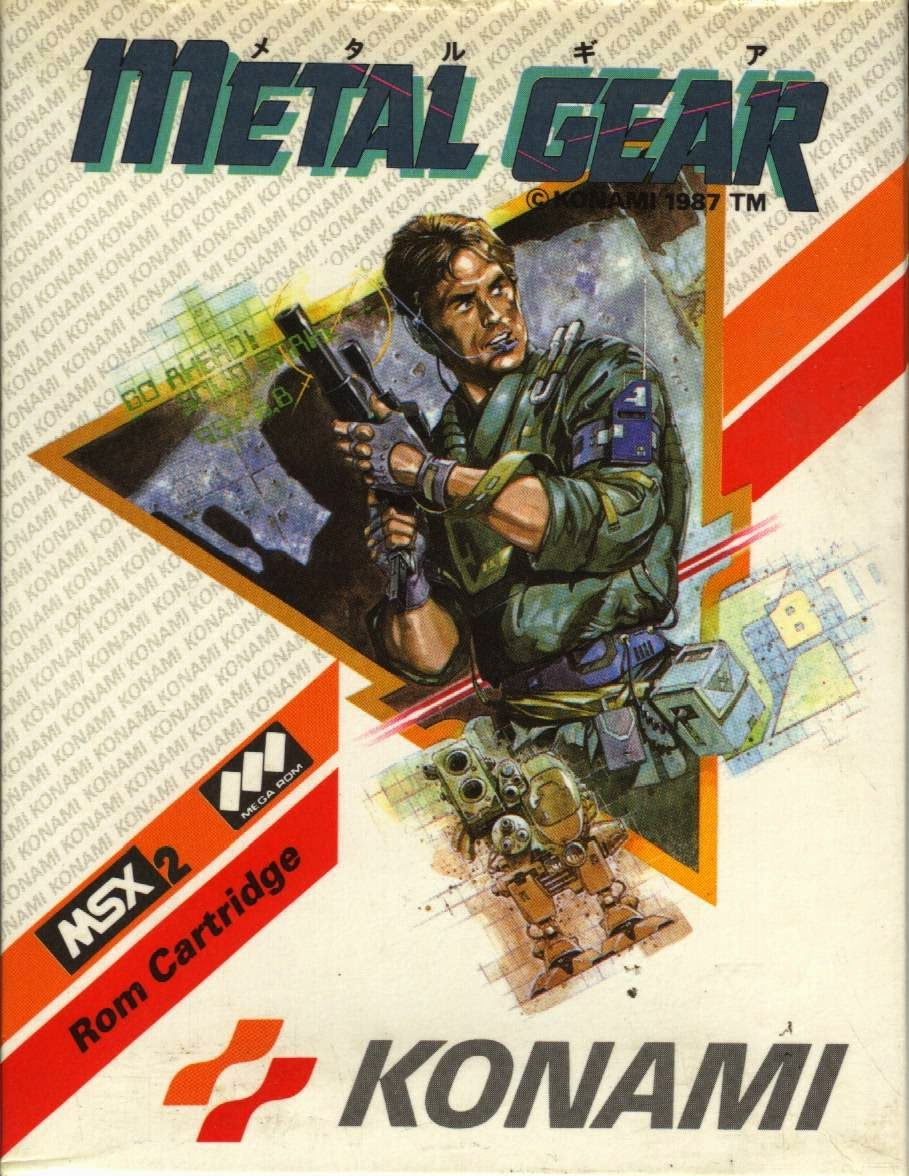 metal gear old but gold