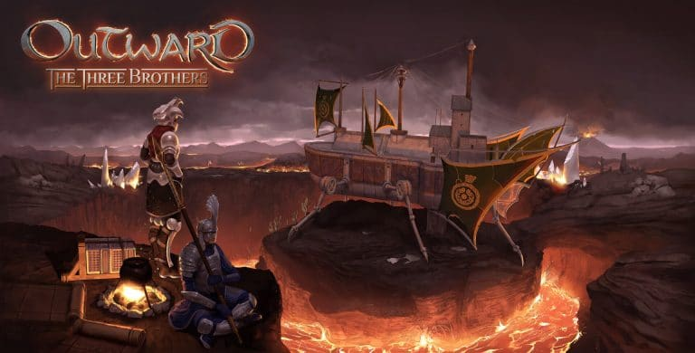 Cover di OutWard The Three Brothers
