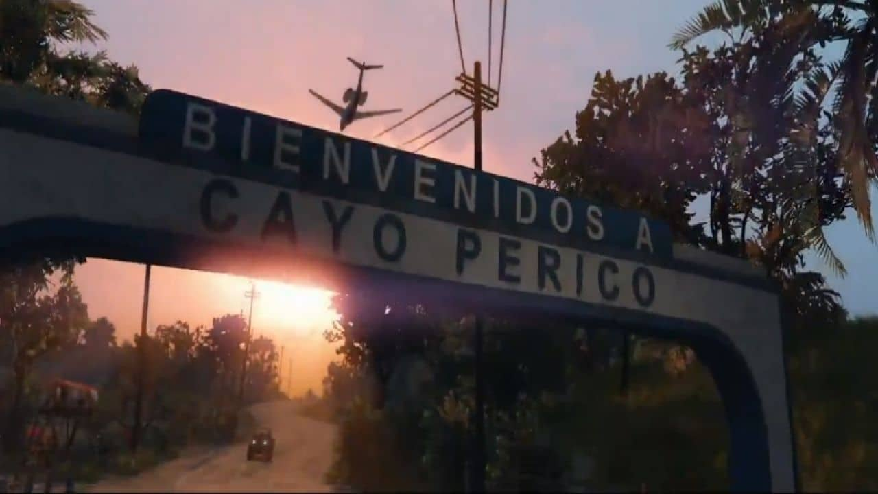 Grand Theft Auto Online: The Cayo Perico Heist