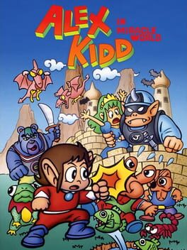 Old But Gold #67 – Alex Kidd in The Miracle World