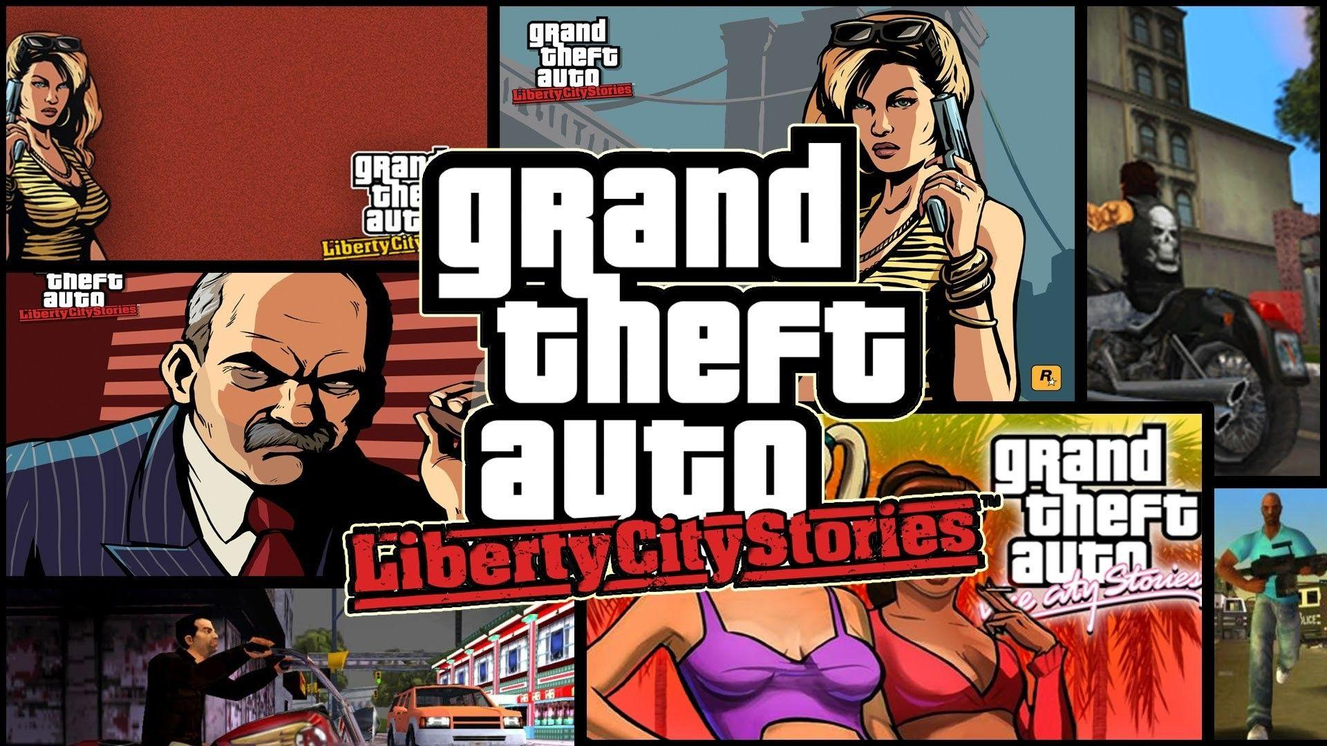 Old But Gold 104# - GTA Liberty City Stories 3