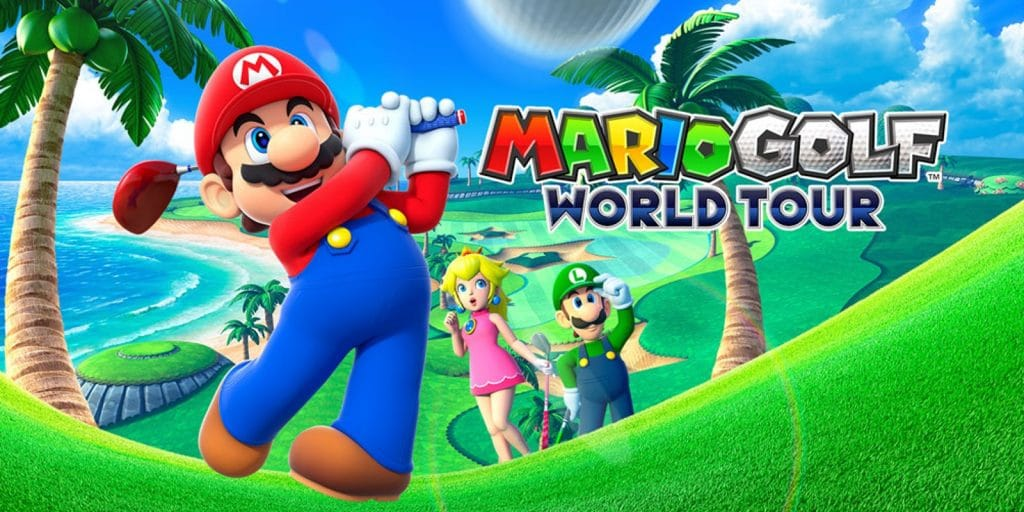 Mario Sports 02 mario golf world tour