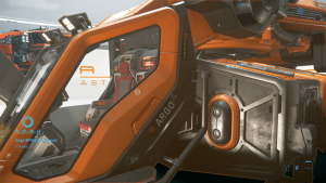 Star Citizen ARGO personell