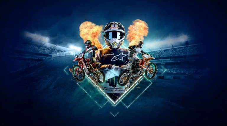 Milestone, annunciato Monster Energy Supercross – The Official Videogame 4