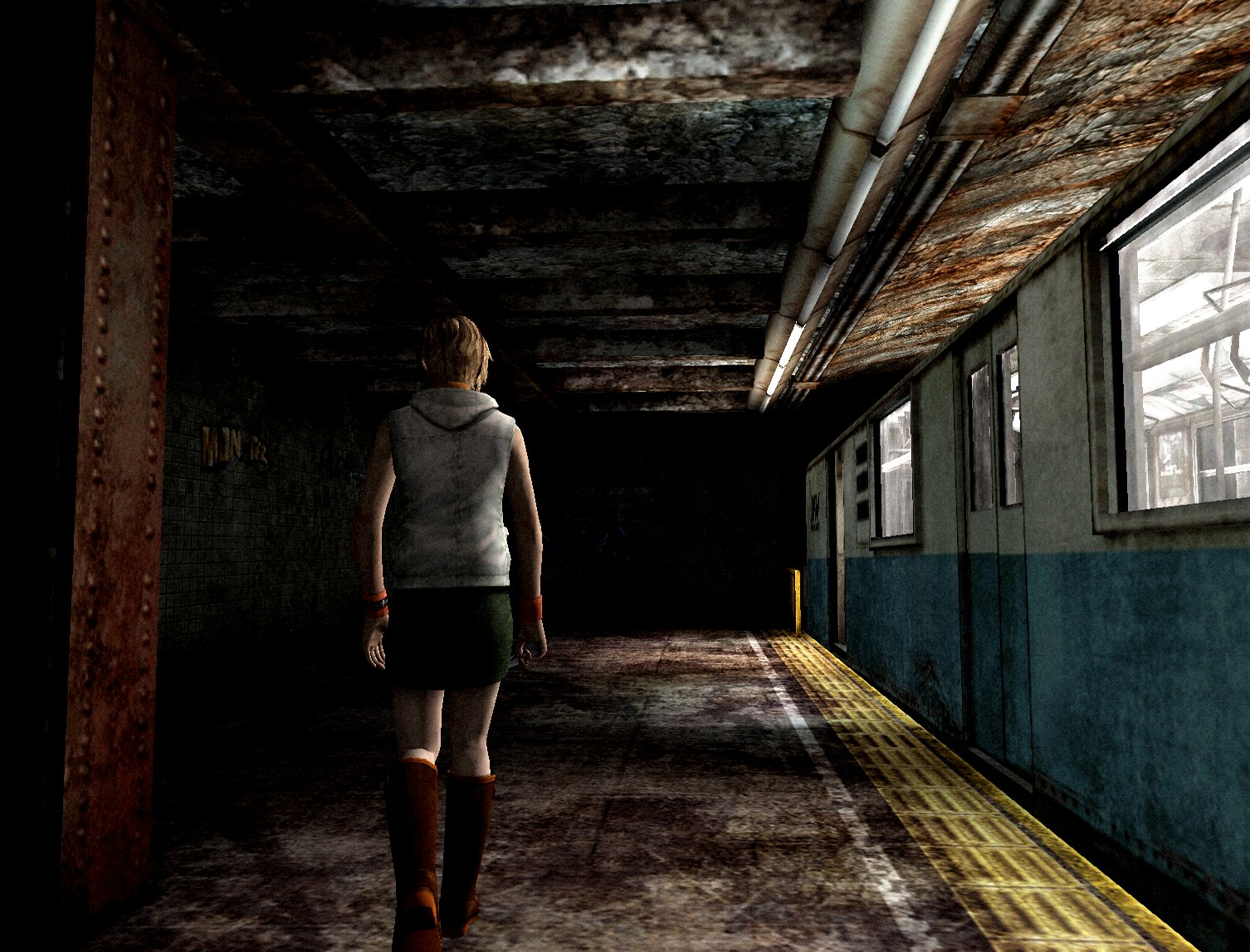 Old but Gold #102 - Silent Hill 3 9