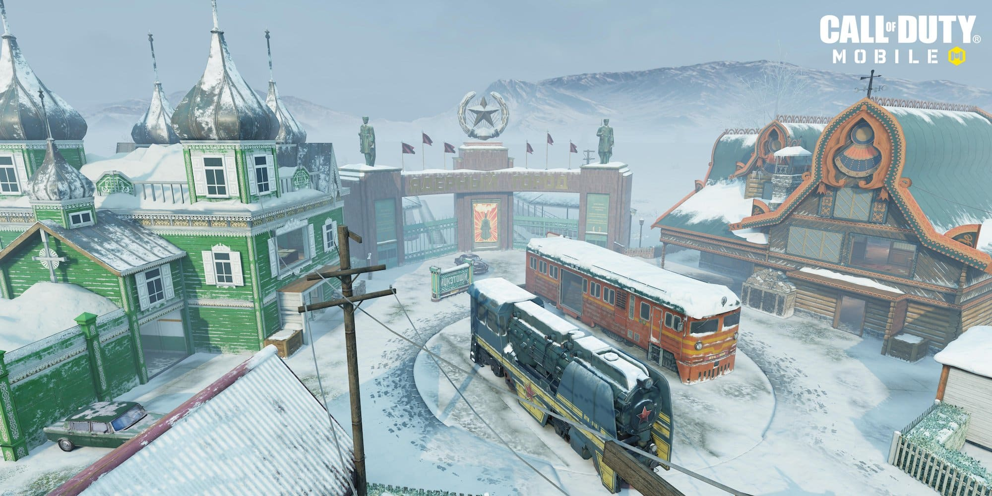 nuketown russia call of duty mobile season 13