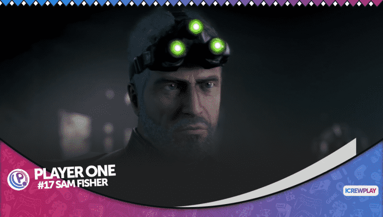 sam fisher player one