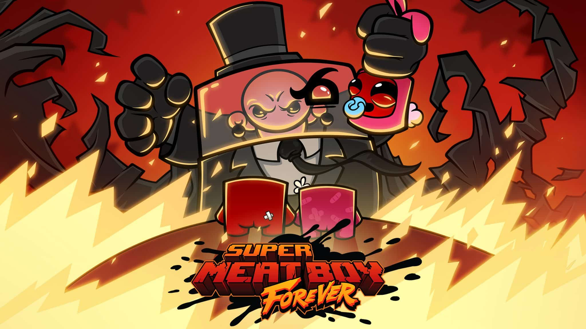 Super Meat Boy Forever - Pessimo sequel, ottimo spin-off 1