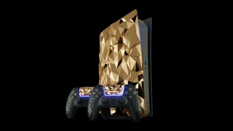 PlayStation 5Golden Rock Caviar