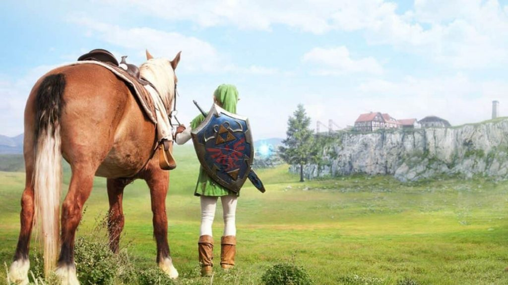 Come vogliamo il Remake di The Legend of Zelda: Ocarina of Time 4