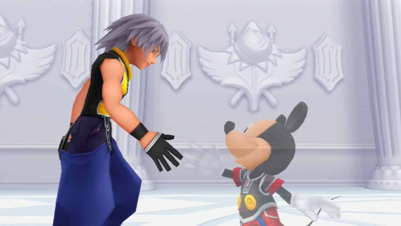 Riku Kingdom Hearts