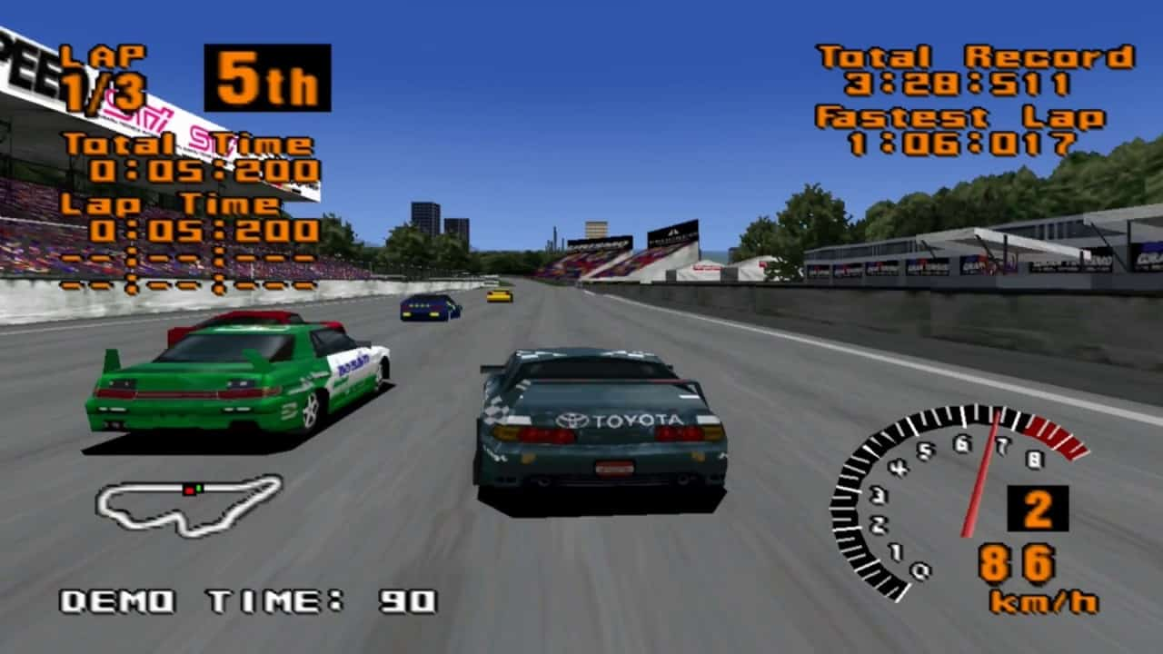 Old But Gold #31 - Gran Turismo 4