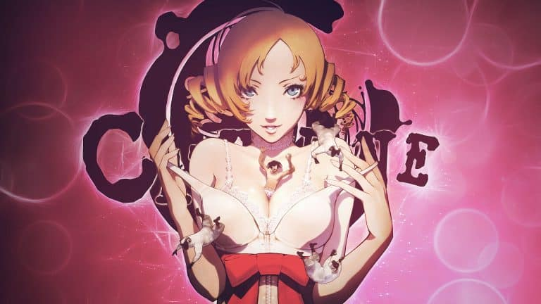 Catherine a soli 3,30 € su Instant Gaming