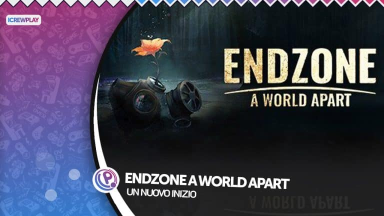 Endzone the world apart recensione
