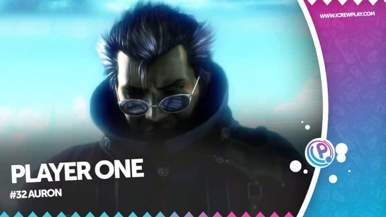 Player One Auron