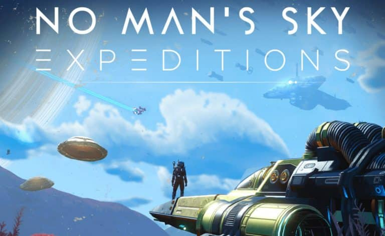 No Man's Sky Expeditions update 3.3