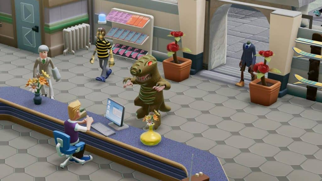 Two Point Hospital: Jumbo Edition la recensione 3