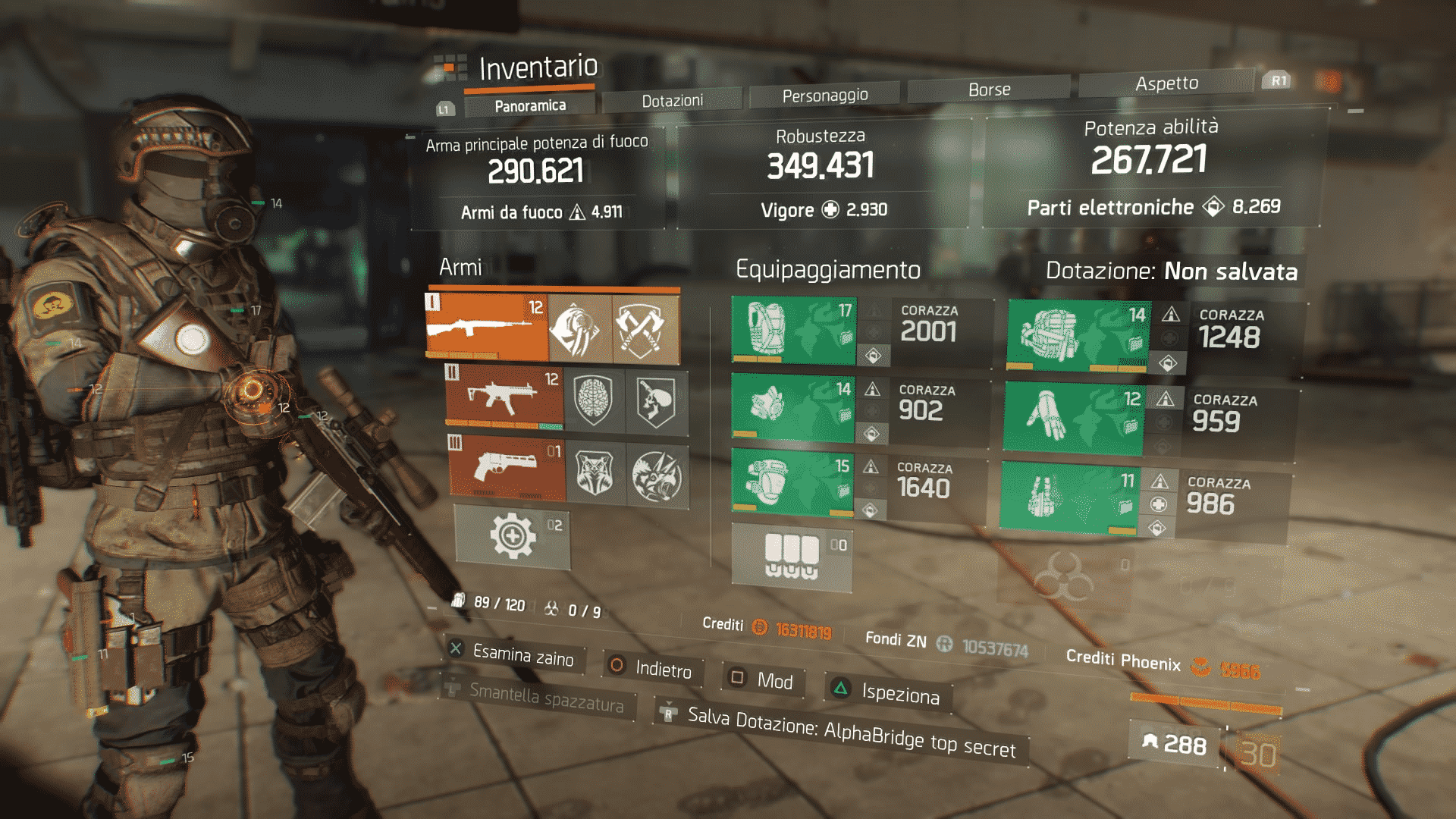 Build FireCrest The Division
