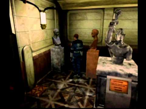 Old But Gold #18 - Resident Evil 2 5